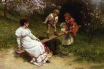 see saw by frederick morgan prints