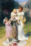sunny hours by frederick morgan prints