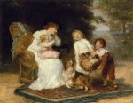 the little strangers by frederick morgan prints
