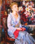 garmash delicate beauty painting