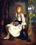 george bellows artwork - anne in white by george bellows