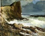 george bellows artwork - gull rock and whitehead by george bellows