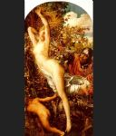 fata morgana by george frederick watts painting