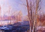 winter original paintings - the winter still by george gallo