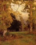 george inness late afternoon paintings