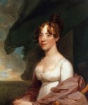gilbert stuart art - anna payne cutts by gilbert stuart