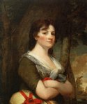 elizabeth parke custis law by gilbert stuart original paintings
