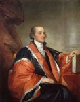 gilbert stuart original paintings - john jay by gilbert stuart
