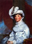 gilbert stuart mrs. barney smith art