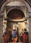 san zaccaria altarpiece by giovanni bellini painting