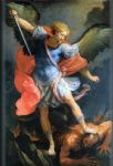 archangel michael by guido reni painting