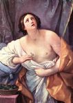 cleopatra by guido reni painting