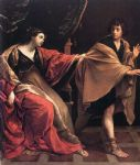 joseph and potiphars wife by guido reni prints