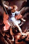 guido reni the archangel michael print