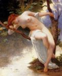 guillaume seignac acrylic paintings - la libellule by guillaume seignac
