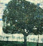 gustav klimt apple tree ii painting 76943