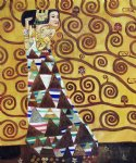 expectation iii by gustav klimt painting