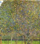 gustav klimt pear tree painting 81539