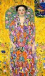 portrait of eugenia mada primavesi by gustav klimt painting