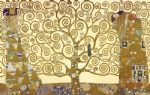 gustav klimt the tree of life prints