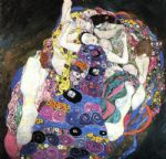 gustav klimt the virgin prints