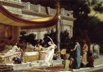 pleasant hours in the house of lucullus by gustave boulanger posters