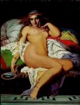 phryne by gustave clarence rodolphe boulanger painting
