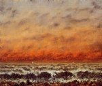 gustave courbet seascape iii paintings