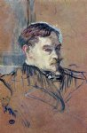 cool famous paintings - romain coolus by henri de toulouse lautrec