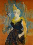 henri de toulouse lautrec the clown cha painting