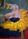 henri de toulouse lautrec the clowness cha painting