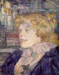 henri de toulouse lautrec the english girl from the star le havre painting