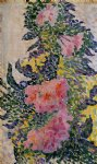 henri edmond cross flowers painting