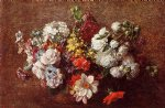 henri fantin latour bouquet of flowers iii painting 32183