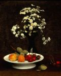henri fantin latour still life with flowers painting 82816