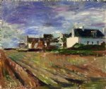 henri matisse acrylic paintings - farms in brittany belle by henri matisse