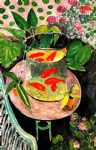 goldfish by henri matisse painting