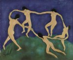 henri matisse original paintings - la danse by henri matisse