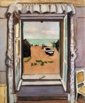 henri matisse original paintings - open window etretat by henri matisse