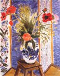 poppies by henri matisse painting
