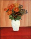 henri rousseau bouquet of flowers ii painting 32127