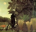 the snake charmer by henri rousseau posters