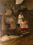the last sacraments by henry mosler painting