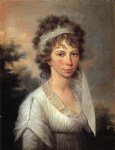 james peale acrylic paintings - jane ramsay peale by james peale