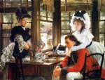 bad news by james tissot painting
