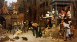 james tissot acrylic paintings - the return of the prodigal son by james tissot
