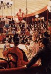 james tissot acrylic paintings - the sporting ladies by james tissot