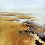 remembering terschelling by jan groenhart painting