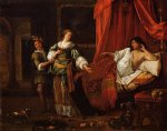 jan steen amnon and tamar painting