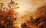 jasper francis cropsey autumn in the highlands of the hudson posters